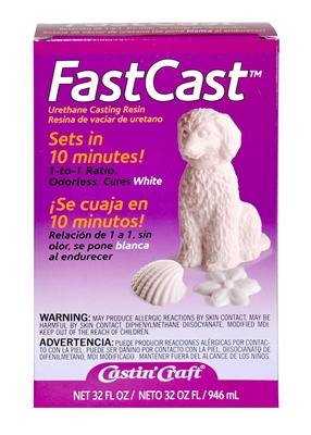 FastCast Urethane Casting Resin (32 oz.)