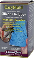 EasyMold Silicone Rubber 2 lb Kit