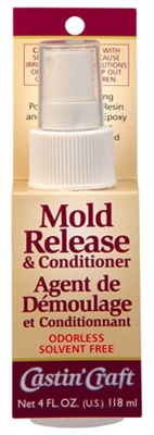 Mold Release/Conditioner (4 oz)