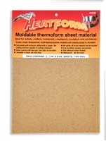 HeatForm Tan (2 sheets)