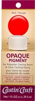 Packaged Opaque pigment - Red (1 oz)