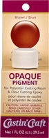 Packaged Opaque Pigment - Brown (1 oz)