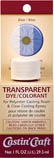 Packaged Transparent Dye - Blue (1 oz)