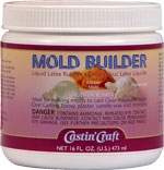 Mold Builder Liquid Latex Pint (16 oz)