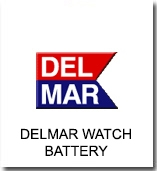 Del Mar Watch  Battery Replacements Dive & Boating Watches