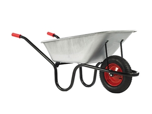 Bocce Court - Wheel Barrow