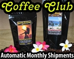 Coffee Club Monthly Shipment