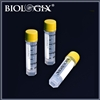 CryoKING Cryogenic Vials -- 1.5ml, with Yellow Caps  #88-0154