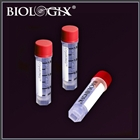CryoKING Cryogenic Vials -- 1.5ml, with Red Caps  #88-6151