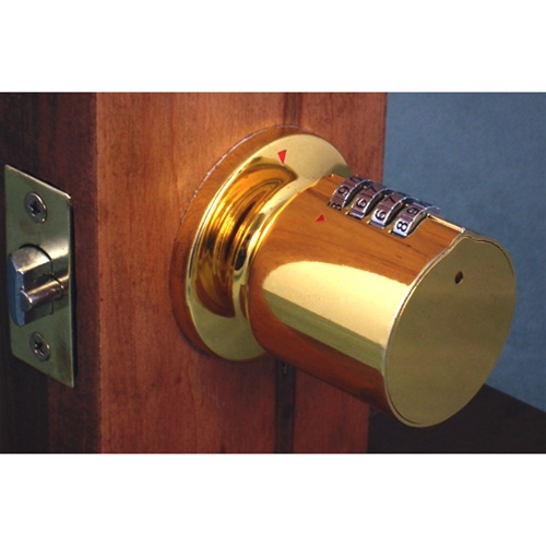 Bump Proof Keyless Combination Door Knob Lock | 793573769008 | Free ...