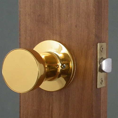 Bump Proof Keyless Combination Door Knob Lock