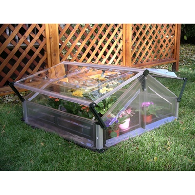 Coldframe greenhouse