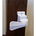 storm door inside handle