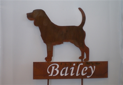 Dog Grave Marker,Pet Grave Marker