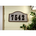 House Address Plaques