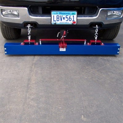 offroad magnetic sweepers