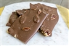 Gourmet Chocolate Roasted Pecan & Sea Salt Bark