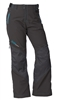 DSG Avid 2.0 Uninsulated  Plus Size Snow Pant -Gray