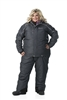 DSG Lily Collection Plus Size Jacket - Black Heather