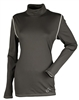 DSG D-Tech Plus Size Base Layer Shirt - Black/ Grey