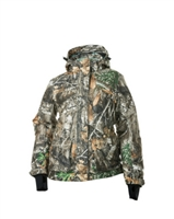 DSG Kylie 3-in-1 Plus Size Hunting Jacket - Realtree Camo