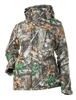 DSG Addie Plus Size Hunting Jacket- Realtree Edge