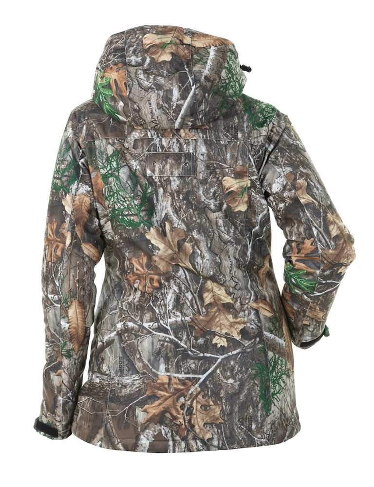 69ea40d90be DSG Addie Plus Size Hunting Jacket- Realtree Camo