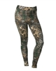 DSG D-Tech Plus Size Base Layer Pant - Realtree Xtra/Aqua