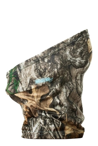 DSG Neck Warmer Realtree Xtra - Aqua