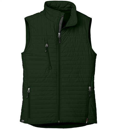 Storm Creek Plus Size Quilted Thermolite Vest | 3125
