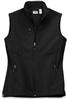 Storm Creek Plus Size Deidra Microfleece Lined Softshell Vest | 4055