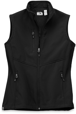 Storm Creek Plus Size Microfleece Lined Softshell Vest | 4055