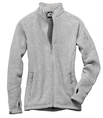Storm Creek Plus Size Sweaterfleece Jacket | 4625