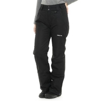 Arctix Plus Size Snow Pants - Black | 1800X