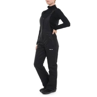 Arctix Plus Size Insulated Bibs - Black | 1450X