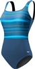 TYR Tramonto Scoop Neck Controlfit Plus Size Swimsuit | TAQTRR7A