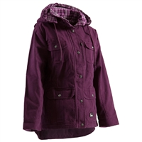 Berne Plus Size Ladies  Quilted Barn Coat | WCH65