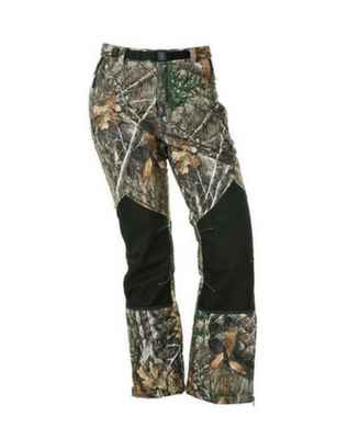 DSG Ella Plus Size Fleece Hunting Pant - Realtree Edge