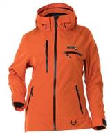 DSG Prizm Plus Size  Technical Jacket- Tangerine