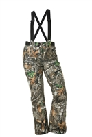 DSG Addie Plus Size Hunting Bib - Realtree Edge