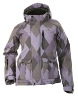 DSG Plus Size Craze 4.0 Jacket - Multi Color
