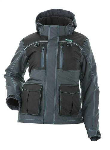 DSG Plus Size Arctic Appeal Jacket - Gray