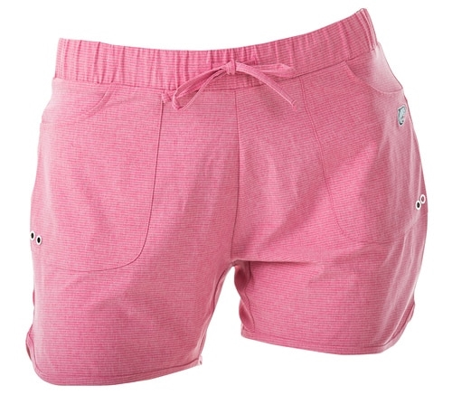 DSG Plus Size Fishing - Kate Short - UPF 40 - Salmon or Aqua
