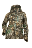 DSG Ella 2.0 Plus Size Hunting Jacket - Realtree Edge