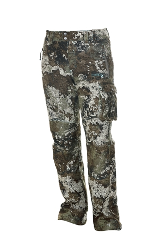 DSG Ava 2.0 Plus Size Hunt Pant in the True Timber Strata Colorway