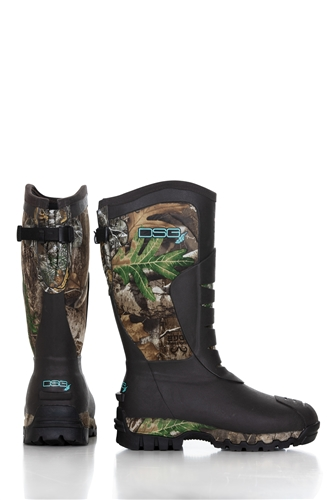DSG Rubber Hunting Boot