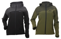 DSG Plus Size Softshell Jacket - Multi Colors