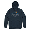 DSG Adventure Plus Size Hoodie - Navy