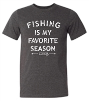 DSG Favorite Season Plus Size Fishing T-Shirt