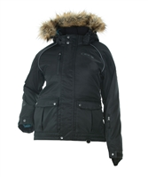 DSG Divine 4.0 Plus Size Jacket - Black